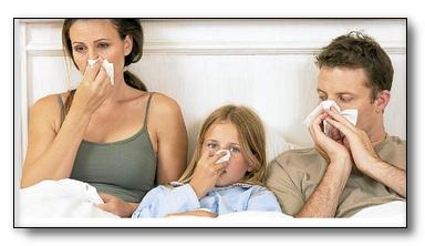Лечения гриппа и простуды