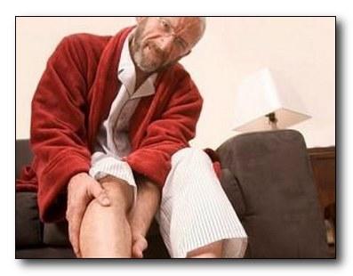 Судороги в ногах причины