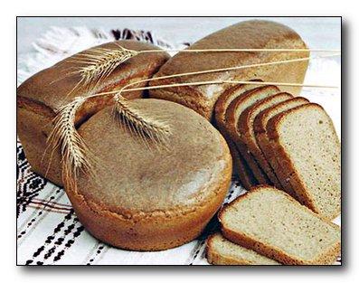 Ржаной хлеб - от семи бед