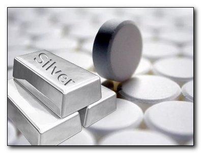 серебро заменит антибиотики