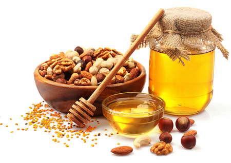 Мед источник энергии для головного мозга