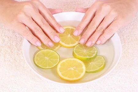 Лимон,рецепты красоты для лица, шеи, рук и ногтей